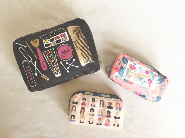 Rifle Paper Co x LeSportSac Cosmetic Bags by Lauren, Etc.